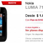 Comprar Nokia Lumia 710 con Claro