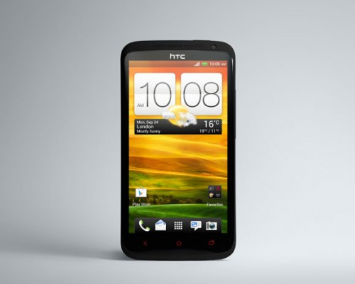 HTC One X+