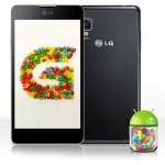 LG y su calendario de actualizaciones a Android 4.1 Jelly Bean