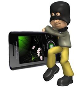 robo del celular