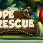 Juegos android de la semana: Rope Rescue, Bubble Mania y Zaxxon Escape