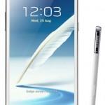 Hacer Hard Reset en Samsung Galaxy Note 2