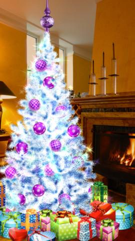 El arbolito de navidad para el celular - Fotos arboles navidad decorados ...