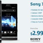 Precio del Sony Xperia S en Argentina