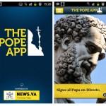 The Pope App, la aplicación para seguir al Papa Francisco
