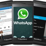 Ya disponible WhatsApp para BlackBerry 10