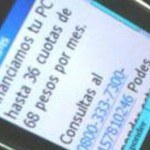 Denunciar mensajes SMS con Personal