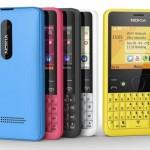 Nokia Asha 210, con WhatsApp