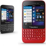 BlackBerry Q5, para mercados emergentes