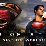 Juego oficial de la película Superman Man of Stell