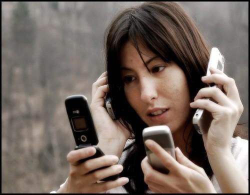 nomofobia y la adiccion al celular