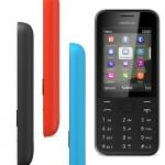 Nuevos Nokia 207 y Nokia 208 con 3.5G a 69 dolares