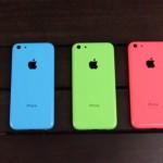 El iPhone 5C ya aparece en un vídeo en varios colores