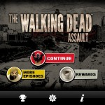 Juego The Walking Dead: Assault para ios y android