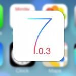 Todo lo nuevo de iOS 7.0.3