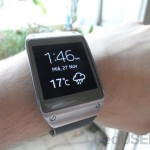 Samsung Galaxy Gear disponible en Argentina a $3999
