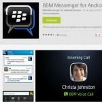 BBM para Android Gingerbread 2.3.3 en Febrero