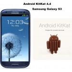 Actualizacion a Android 4.4.2 KitKat para Samsung Galaxy S3