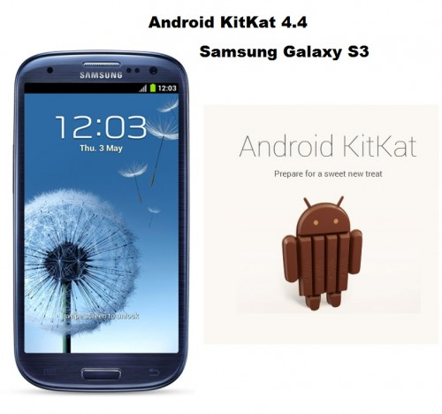 Actualizar Samsung Galaxy S3 a Android KitKat
