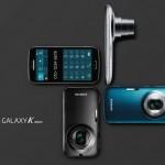 Nuevo Galaxy K Zoom con cámara  de 20,7 megapixeles