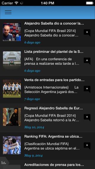seleccion argentina 1