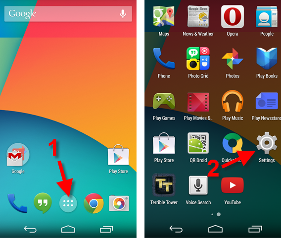instalar android 5.0
