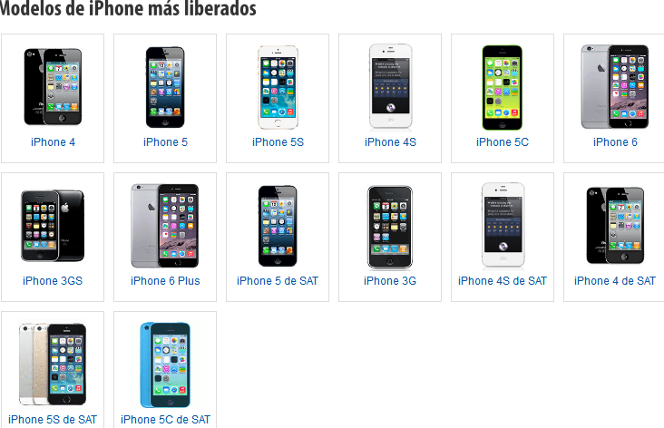Liberar iPhone por imei de Orange, Vodafone o Movistar