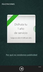configurar whatsapp lumia5