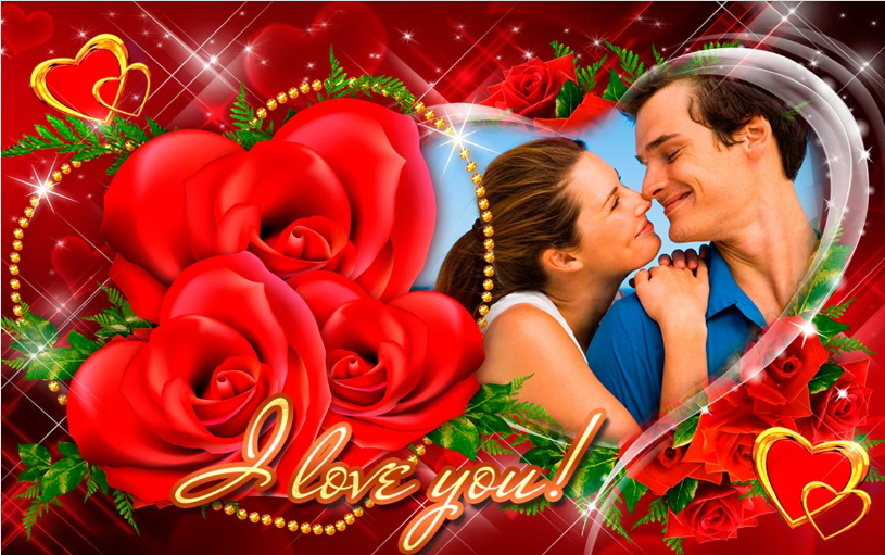 Valentine's Day Photo Frames - Android Apps on Google Play