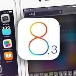 iOS 8.3 disponible con corrección de errores y nuevos emoji