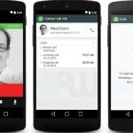 Eliminar la función de llamadas de WhatsApp
