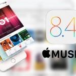 Cómo actualizar iOS 8.4 y tener Apple Music