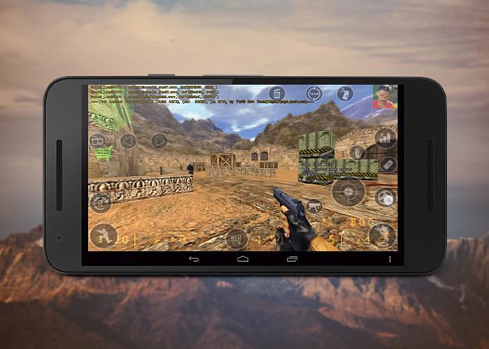 Counter-Strike-jugar-Android