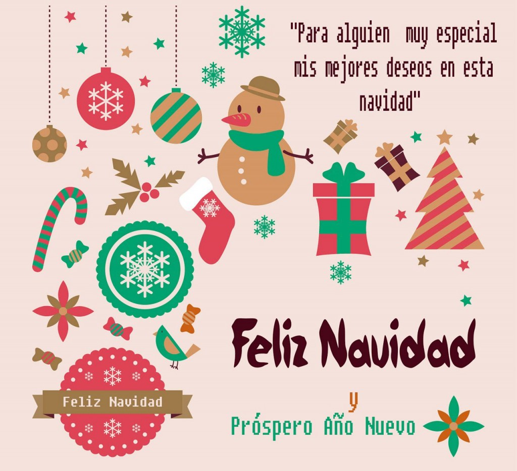 Frases de navidad y a o nuevo 2017 para enviar con el celular - Frases de feliz navidad y prospero ano nuevo ...