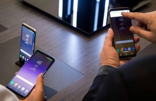 Samsung S8, caracteristicas y disponibilidad en Argentina-1