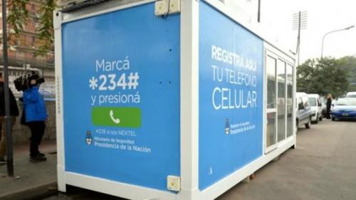 El gobierno pide que usuarios registren celulares en su nuevo sistema antirrobo-