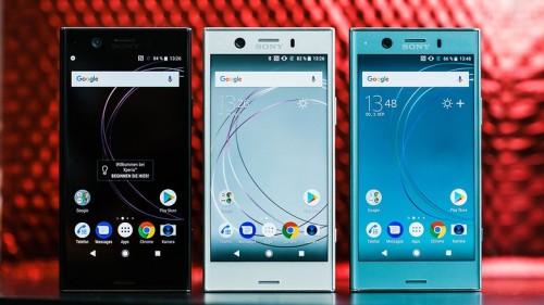 Sony-XZ1-