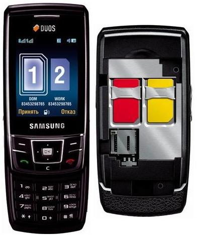 Samsung D880 Duos - 1