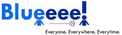 blueeee logo