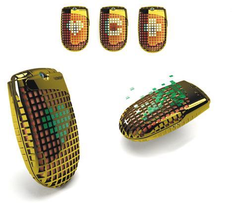 Pin Phone