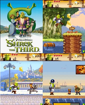 Shrek The Game