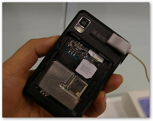 Samsung W629