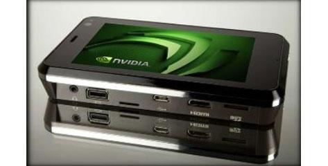 nvidia mobile