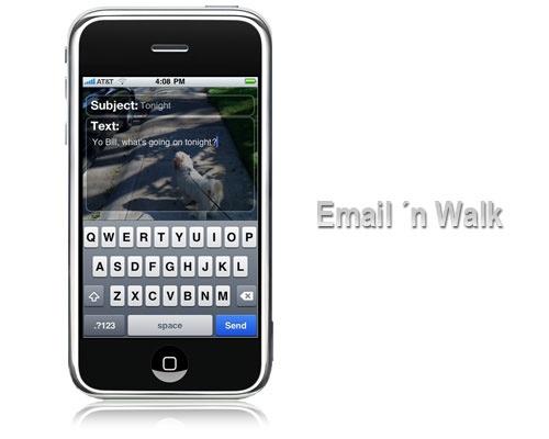 emailandwalk