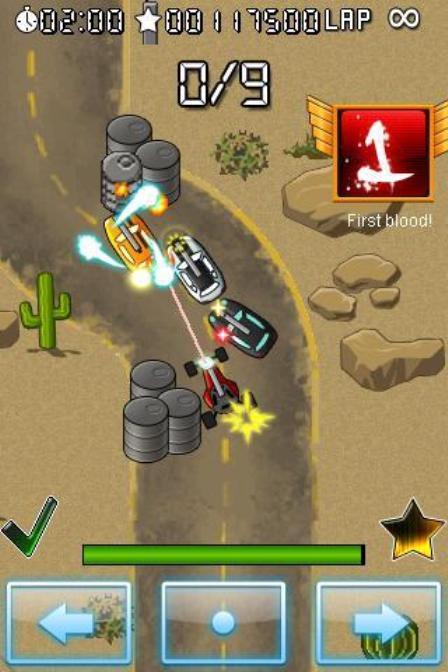 2-outlaw-racing-2011-para-android-juego-carreras-disparos
