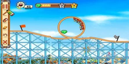 1-rollercoaster-creator-2-android-juegos-games