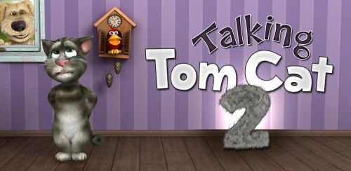 Nuevo talking tom cat 2 para android