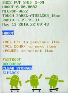 htc-wildfire-recovery-mode