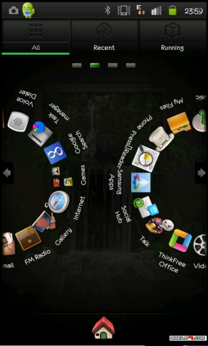 3d-waterfall-go-launcher-ex-theme