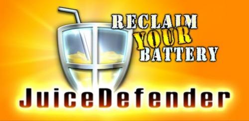 Descargar JuiceDefender Battery Saver
